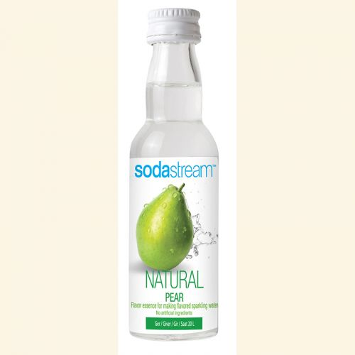 SODASTREAM NATURAL MAKUVESI PEAR 40 ML
