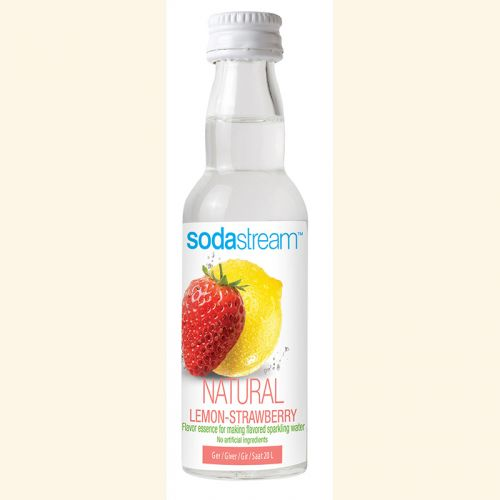 SODASTREAM NATURAL MAKUVESI LEMON STRAWBERRY 40 ML