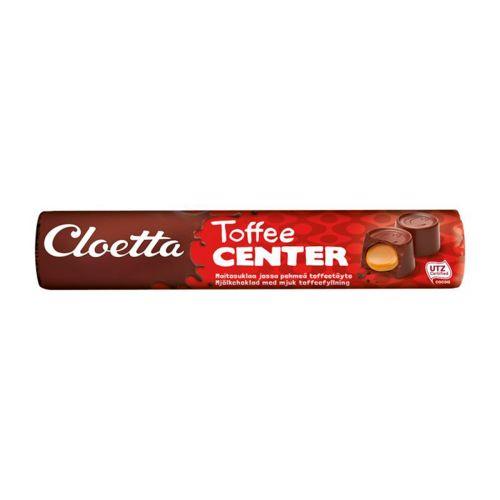 Cloetta Center toffeerulla 78g