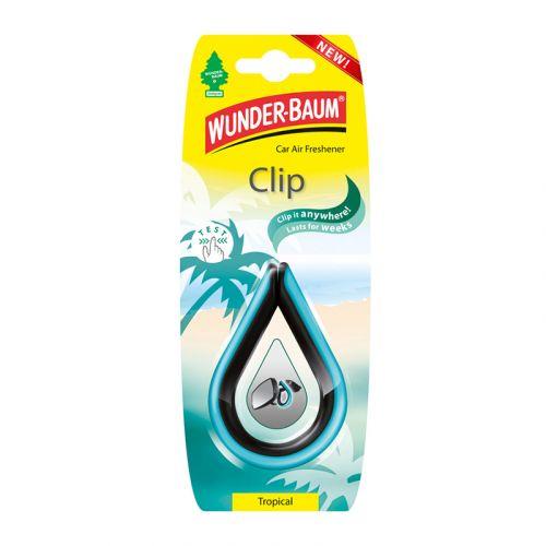Wunder-Baum Clip ilmanraikastin tropical
