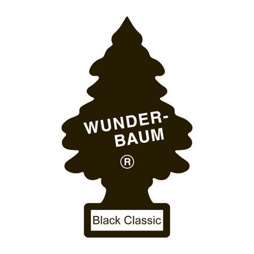 WUNDERBAUM HAJUKUUSI BLACK CLASSIC