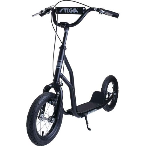 Stiga Air Scooter potkulauta 12'' musta