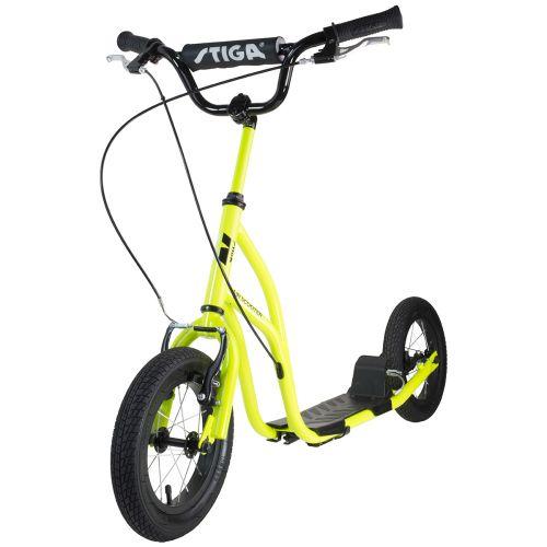 Stiga Air Scooter potkulauta 12'' vihreä