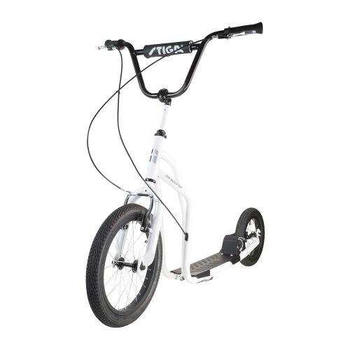 Stiga Air Scooter potkulauta 16'' valkoinen