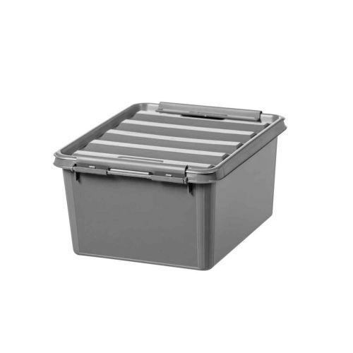 Smartstore™ Recycled 2 taupe säilytyslaatikko