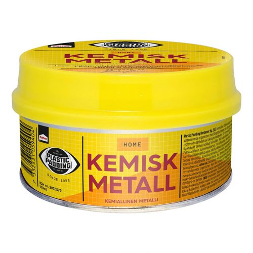 PLASTIC PADDING KEMIALLINEN  METALLI 80 ML
