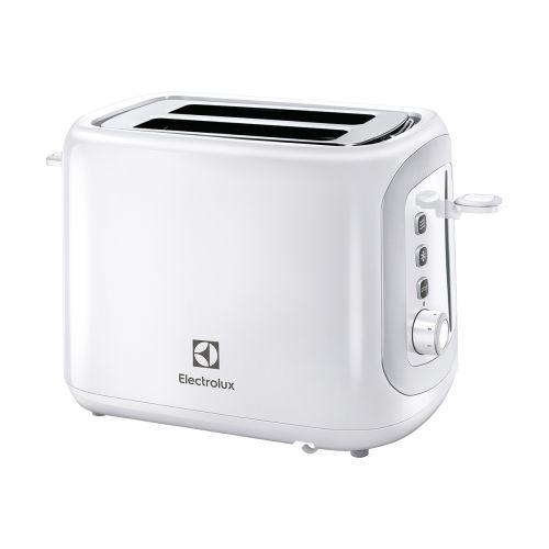 Electrolux leivänpaahdin EAT3330, valkoinen