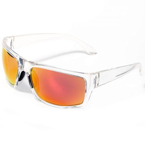 Fladen aurinkolasit Polarized Sunglasses Clear Orange Lens