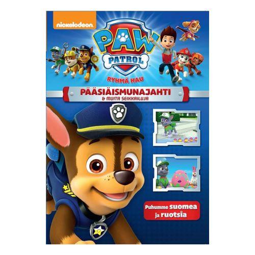 DVD RYHMÄ HAU 3 PÄÄSIÄISMUNAJAHTI