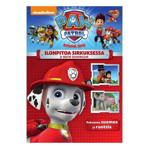 DVD RYHMÄ HAU 4 ILONPITOA SIRKUKSESSA