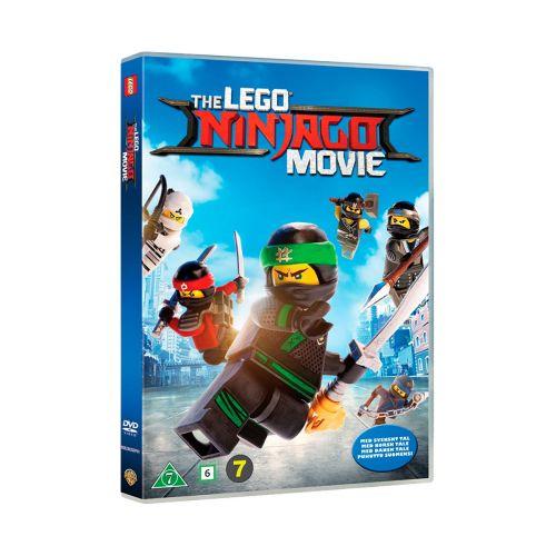 Lego Ninjago elokuva, DVD