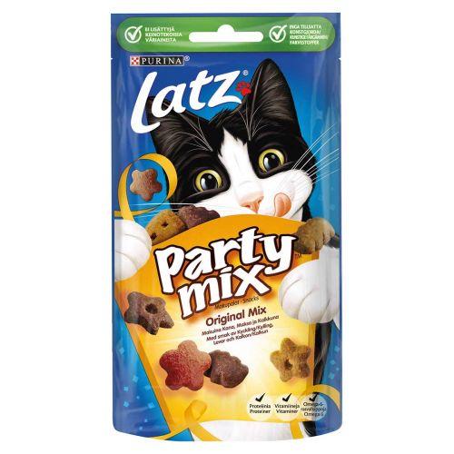 PURINA LATZ PARTY MIX ORIGINAL MIX 60 G