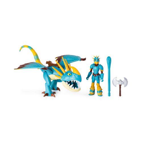 Dragons Dragon & Viking