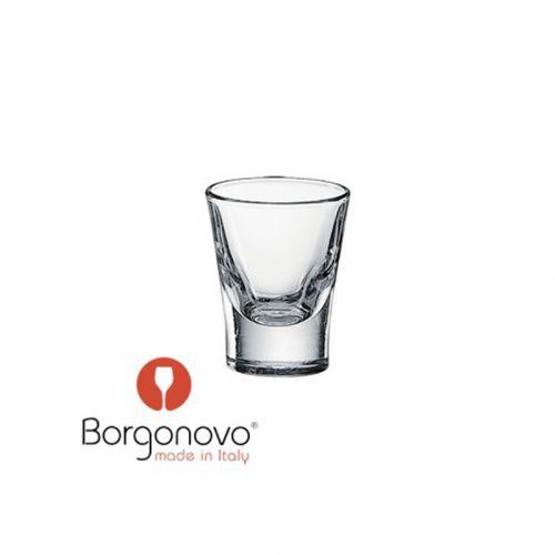BORGONOVO CONIC SHOTTILASI 5,5CL 6KPL