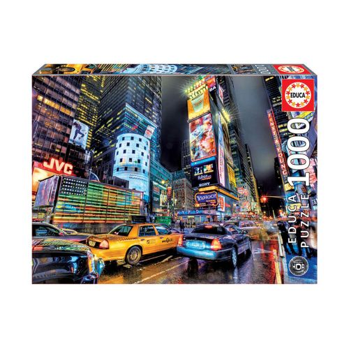 Educa 1000 palaa Times Square, New York