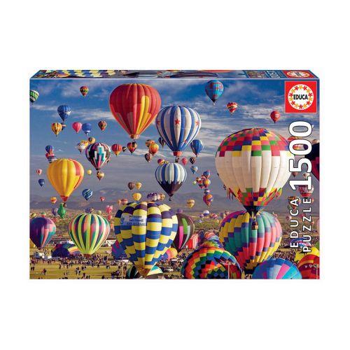 Educa 1500 palaa Hot Air Ballons