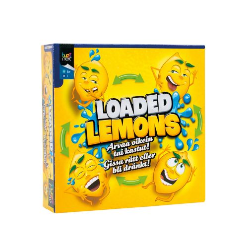 LOADED LEMONS LAUTAPELI