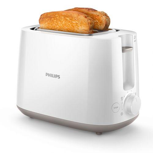 Philips HD2581/00 leivänpaahdin, valkoinen