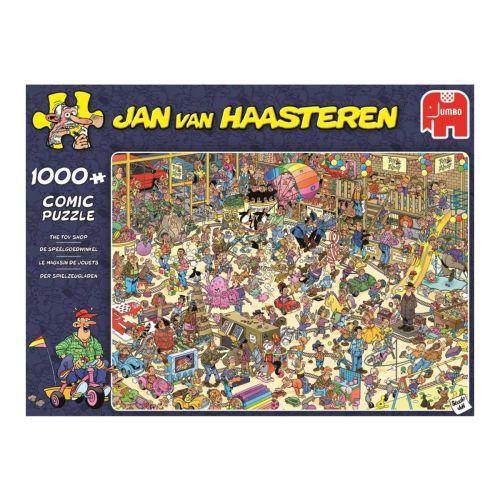 Jan Van Haasteren, Lelukauppa 1000 palaa