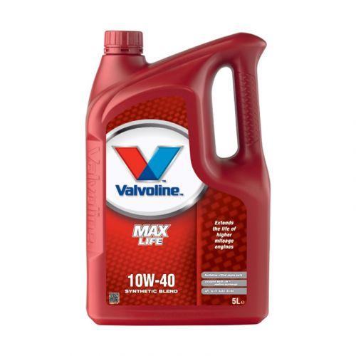 VALVOLINE MAXLIFE 10W-40  5 L
