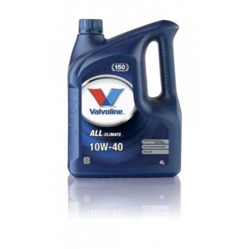 VALVOLINE ALL CLIMATE 10W-40  4 L