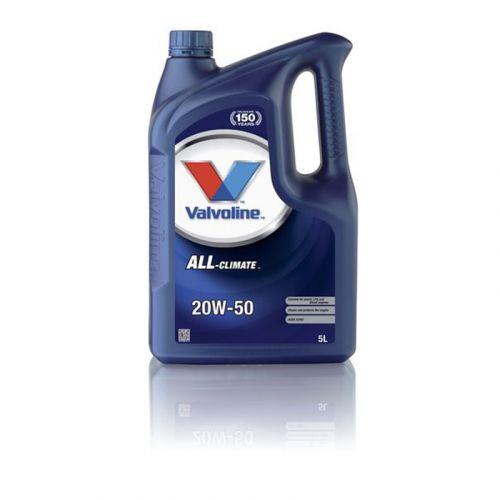 VALVOLINE ALL CLIMATE 20W-50  5 L