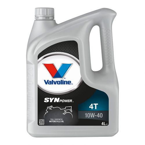 VALVOLINE SYNPOWER 4T 10W-40  4 L