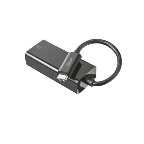 TRUST USB-C ETHERNET ADAPTERI