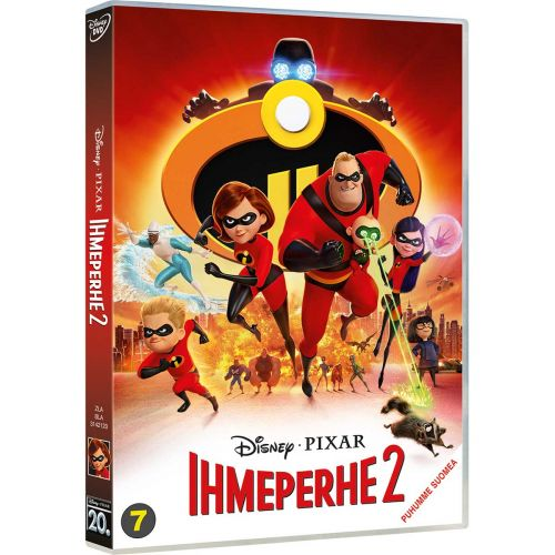 DVD IHMEPERHE 2