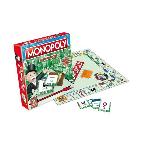Suklaapeli Monopoly 144g