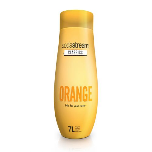 SODASTREAM CLASSICS ORANGE  440 ML