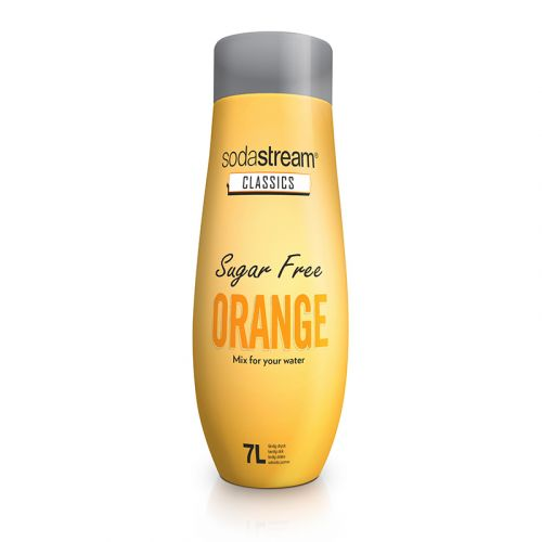 SODASTREAM CLASSICS ORANGE SUGAR FREE 440 ML