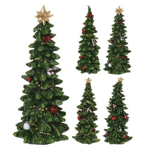 Joulukuusi koristeltu 20,5cm