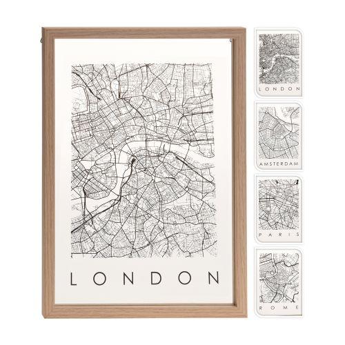 Taulu London 24x33cm