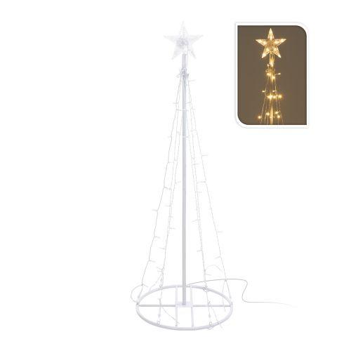 Led 70 Torni tähdellä 120cm