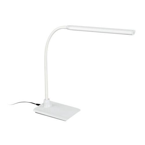 Laroa led-pöytävalaisin, valkoinen