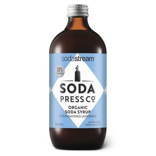 SODASTREAM SODAPRESS JUOMATIIVISTE OLD FASHIONED LEMONADE 500ML 500 ML
