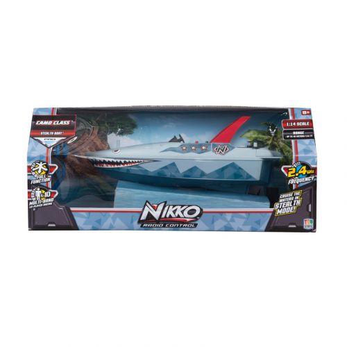Nikko Camo Class Stealth vene