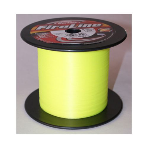 BERKLEY FIRELINE 0,12mm 110m Fl. Green