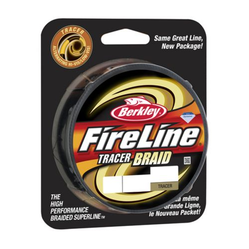 BERKLEY FIRELINE  0,28MM 110M TRACER BRAID