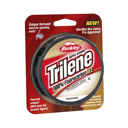 BERKLEY TRILENE FLUOROCARBON XL 0,30MM 200M CLEAR
