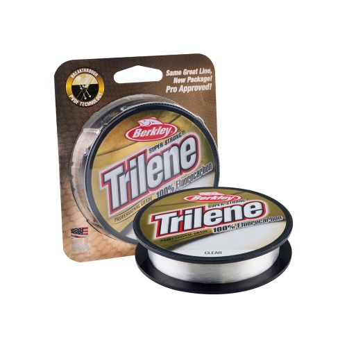 BERKLEY TRILENE 100% FL.CARB 0,18MM 50M
