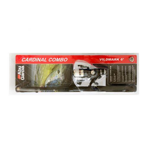 ABU GARCIA CARDINAL COMBO VILDMARK 6FT TELE