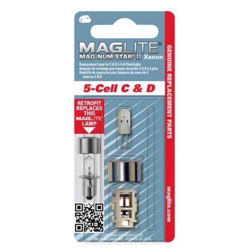 MAGLITE 5C/D MAGNUM STAR II XENON