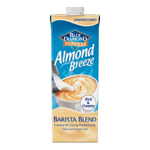 BLUE DIAMOND ALMOND BREEZE MANTELIJUOMA BARISTA BLEND 1L