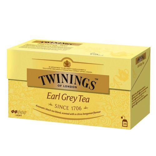 TWININGS EARL GREY TEE 25PS  50 G
