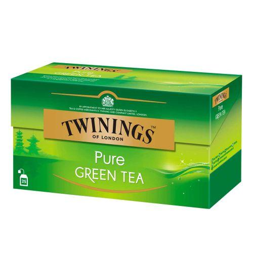 TWININGS PURE GREEN VIHREÄTEE 25PS 50 G