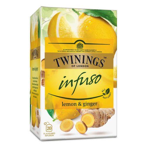 TWININGS INFUSO LEMGING TE 20PS 30 G