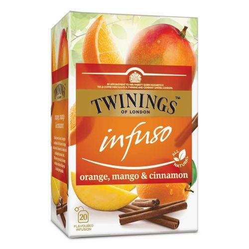TWININGS INFUSO ORAMANGCIN TE 20PS 40 G