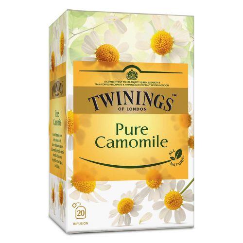 TWININGS PURE CAMOMI TEE20PS  20 G